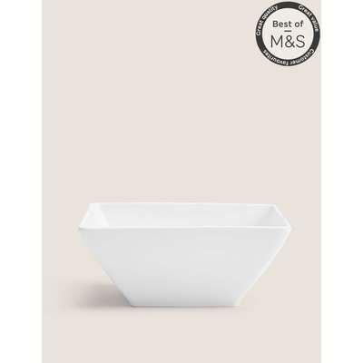 Maxim Square Cereal Bowl white