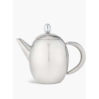 Milan Teapot silver