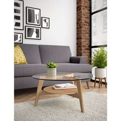 Nord Coffee Table brown