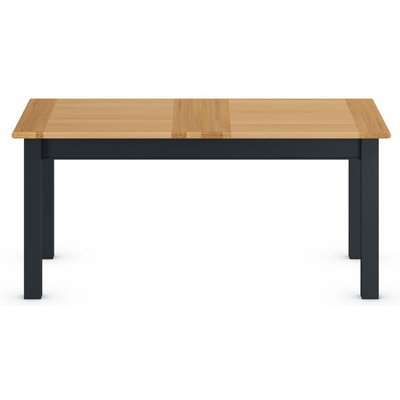 Padstow Extending Dining Table blue