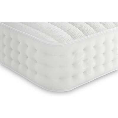 1250 Pocket Sprung Firm Mattress white