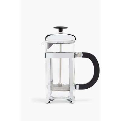 Roma 3 Cup Cafetiere silver