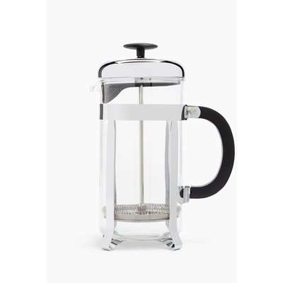 Roma 8 Cup Cafetiere silver