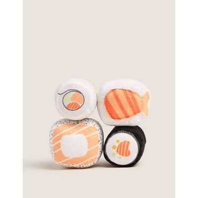 Sushi Cat Toys multi-coloured