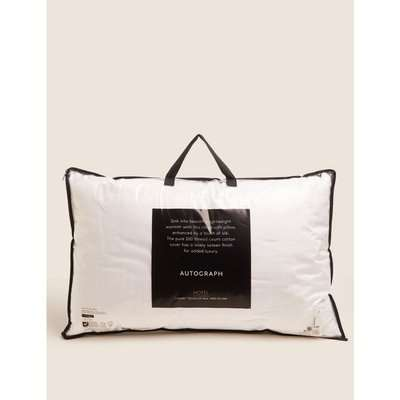 Touch of Silk Firm Pillow white