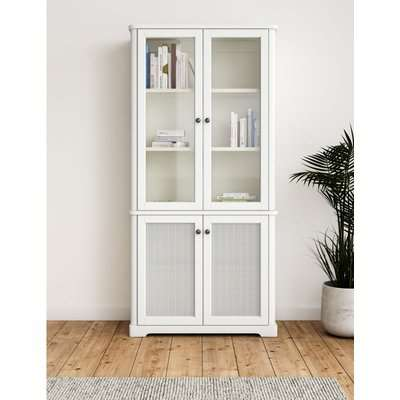 Willow Display Cabinet white