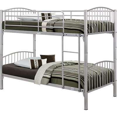 """Birlea Corfu Bunk Bed - Single (3' x 6'3"""")"""
