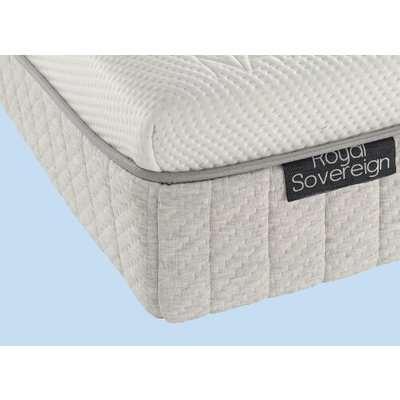 Dunlopillo Royal Sovereign PLUS Mattress - European Single (90cm x 200cm)