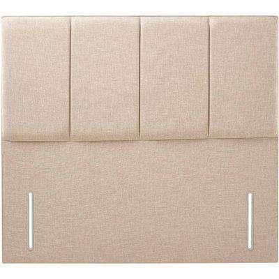 Dreamland Linear Floorstanding Headboard, Charcoal, King Size