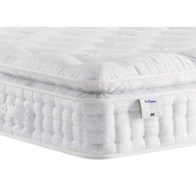 "Relyon Natural Luxury Supreme 2150 Pillow Top Mattress - Super King (6' x 6'6"")"