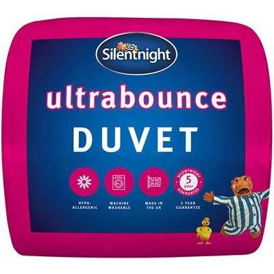 "Silentnight Ultra Bounce 105 Tog Duvet - King Size (5' x 6'6"")"