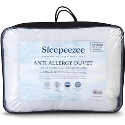 "Sleepeezee Anti Allergy 105 Tog Duvet - King Size (5' x 6'6"")"