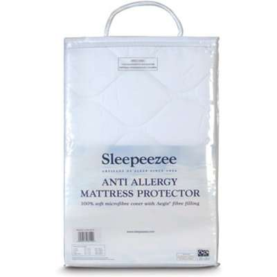 "Sleepeezee Anti Allergy 105 Tog Duvet - Double (4'6"" x 6'3"")"