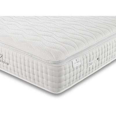 Tuft  Springs Luxuria 1000 Pocket Memory Pillow Top Mattress - European Single (90cm x 200cm)
