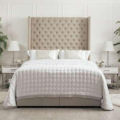 Hartford High Headboard Storage Bed Linen