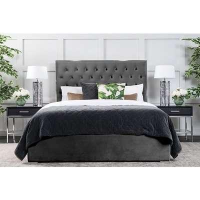 Lavinia Storage Bed Storm Grey