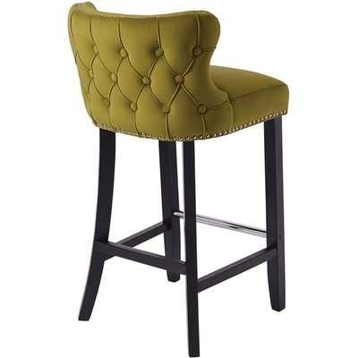 Margonia Bar stool Olive