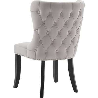 Margonia Dining Chair - Dove Grey