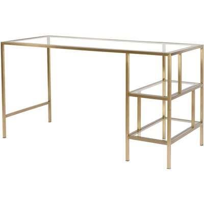 Otto Brass desk