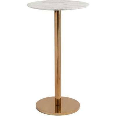 Parker Brass Bar Table