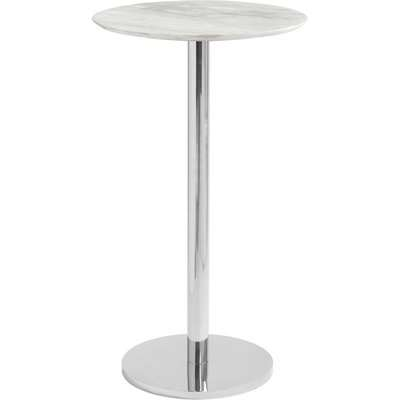 Parker Silver Bar Table