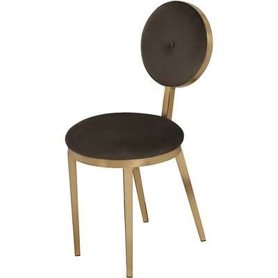 Ravello Dining Chair - Smoke