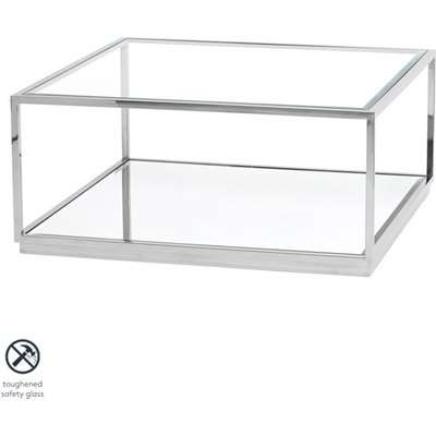 Rippon Silver Square Coffee Table