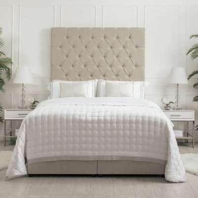 Stanton High Headboard Storage Bed Linen