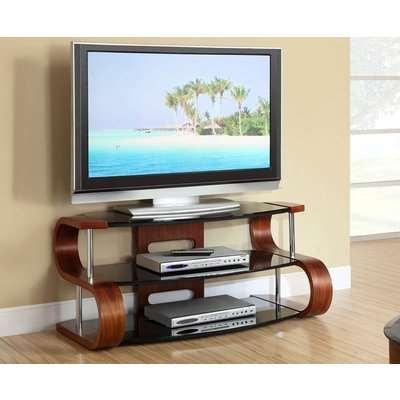 Corsair 110cm Walnut S TV Stand