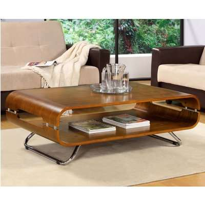 Corsair Walnut Coffee Table
