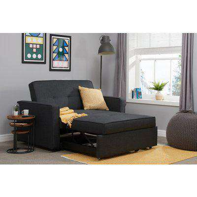 Faro Grey Sofa Bed