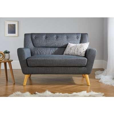 Lido Grey Medium Sofa