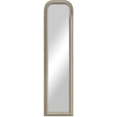 Marie White Arched Leaner Mirror
