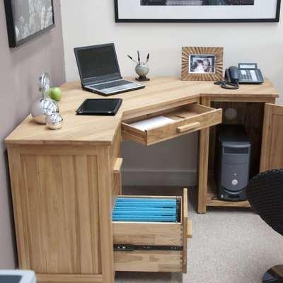 Rohan Corner Computer Desk