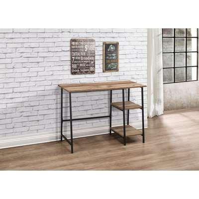 Wallis Rustic Study Desk