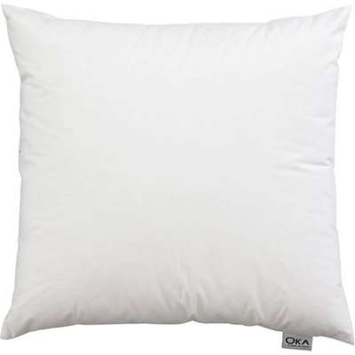 51cmSq Duck Feather-Filled Cushion Pad