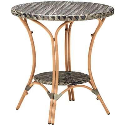 Bedarra Bistro Table - Monochrome