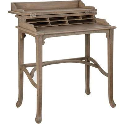 Campaign Desk - Wood