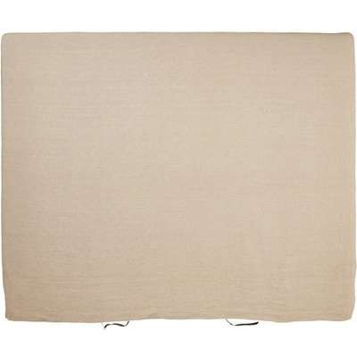 Classic High Rise Super King Headboard Loose Cover - Natural