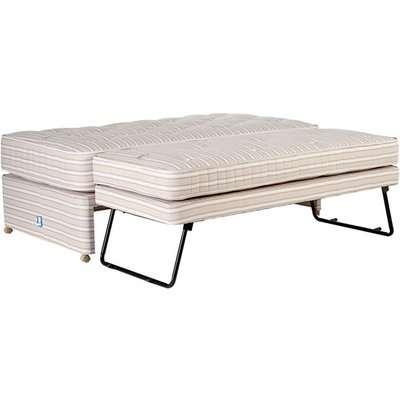 Envelope Bed - Trundle Bed - White
