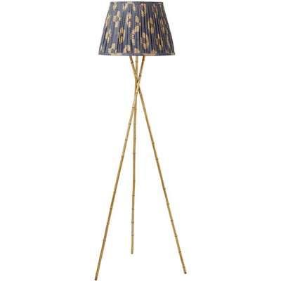 Guadua Tripod Floor Lamp