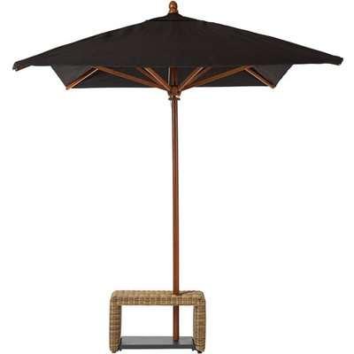 Hanway Garden Parasol - Black