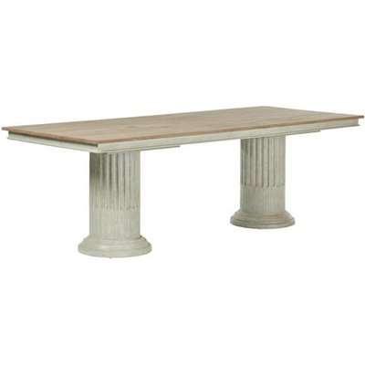 Large Rectangular Kalivia Dining Table - Natural