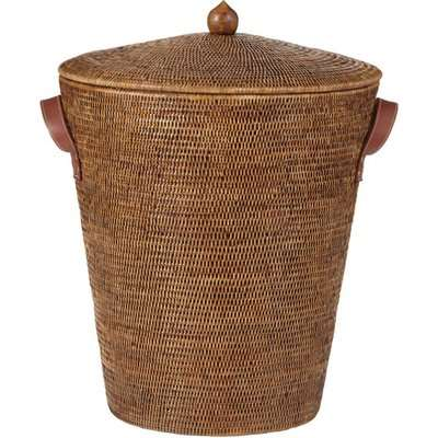 Levant Rattan Laundry Basket - Brown