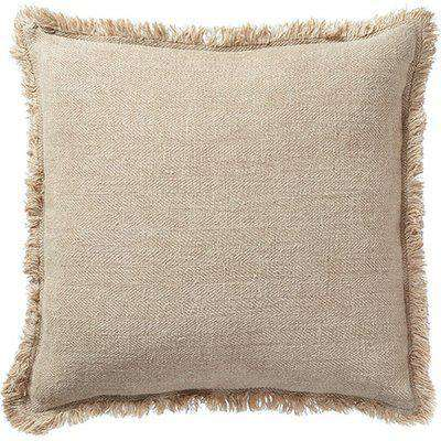 Morbihan Cushion Cover Only (56cmSq) - Natural