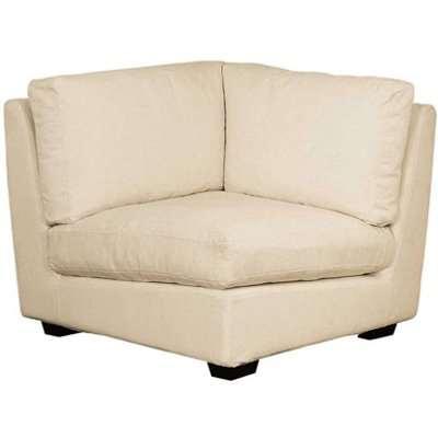 Savile Modular / Corner Sofa - Ecru
