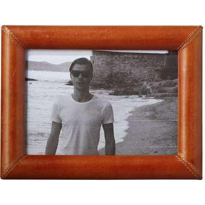 Tumbatu Photo Frame, Small - Tan