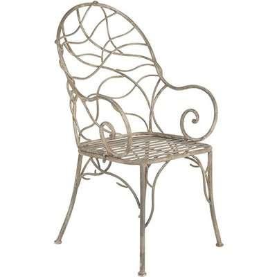 Viticcio Metal Garden Chair - Metal