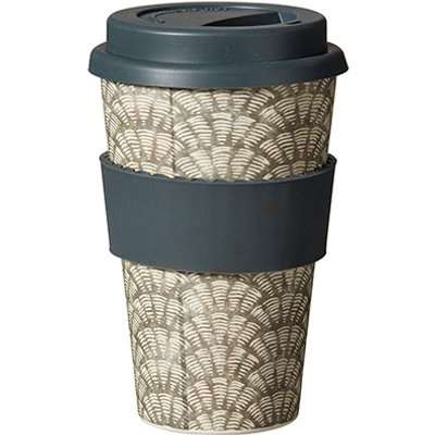 Zhouzhang Bamboo Travel Mug - Multi