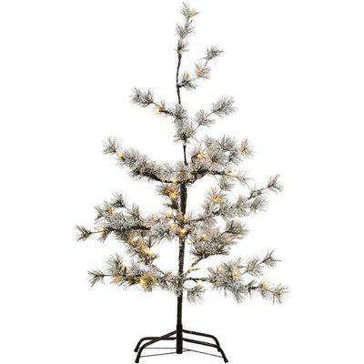 Alfi Christmas Tree Green And Snowy / Medium